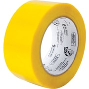 "Duck Tape® Brand Duct Tape, Hot Melt Packing Tape, 1.88""x109.3 yds., Yellow"