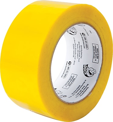 Duck Tape® Brand Duct Tape, Hot Melt Packing Tape, 1.88