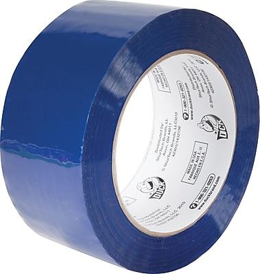 Duck Tape® Brand Duct Tape, Hot Melt Packing Tape, 1.88
