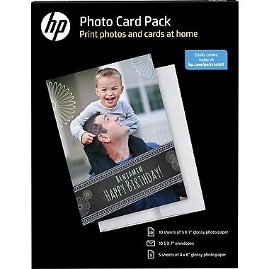 HP Photo Card Pack White (SF791A)