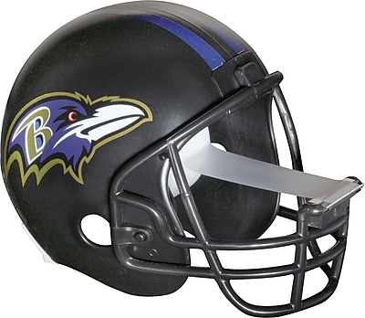 Scotch® Baltimore Ravens Helmet Tape Dispenser with Scotch®Magic™ Tape