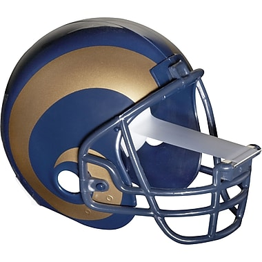 Scotch® St. Louis Rams Helmet Tape Dispenser with Scotch®Magic™ Tape
