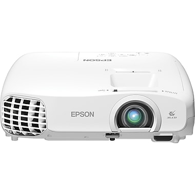 Epson Home Cinema 2000 1080p 3LCD Projector, White