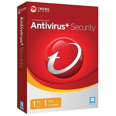 TITANIUM AntiVirus + Security 2014