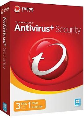 TITANIUM Antivirus + Security 2014 for Windows (1-3 Users) [Download]