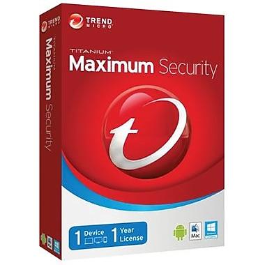 TITANIUM Maximus Security 2014