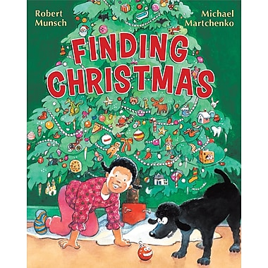 Finding Christmas, English