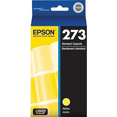 Epson – Cartouche d'encre jaune 273 (T273420-S)