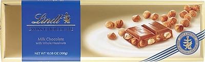 Lindt Milk Chocolate Hazelnut Gold Bar, 10.58 oz/Each (8118)