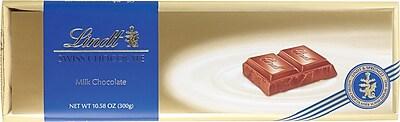 Lindt Milk Chocolate Gold Bar, 10.58 oz/Each (8049)