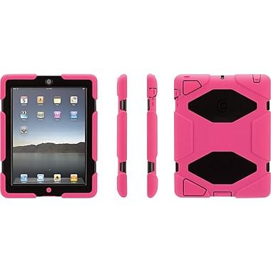 Griffin Survivor iPad 2/3/4 Case, Pink/Black