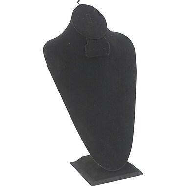 Bust Display Combo, Black, 8-1/4