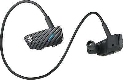 JLab Go Bluetooth In-Ear Headset, Black
