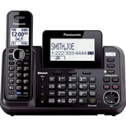 Panasonic KXTG9541B 2-Line Cordless Phone System with Bluetooth