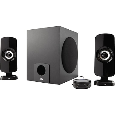 Cyber Acoustics CA-3098 Speaker System with Control Pod