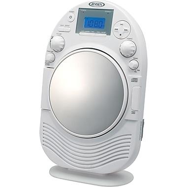 Jensen AM/FM Stereo Shower Radio with CD Player JCR-535