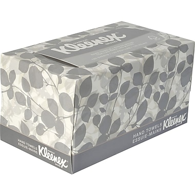 Kleenex Hand Towels in POP-UP Box, White