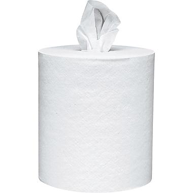 Scott® Center-Pull Paper Towel, White, 2-Ply, 4 Rolls/Case