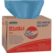 WypAll® X80 Wipers, 160/Box