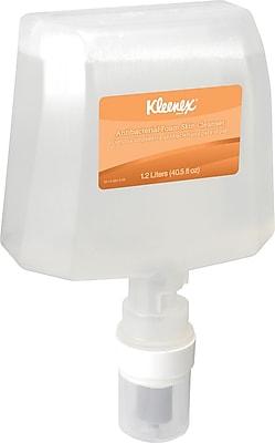 Kleenex Antibacterial Foaming Skin Cleanser Refill 1,200 ml. 2/Case (91594)