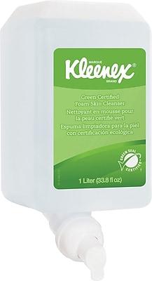 Kimberly-Clark Green Seal Certified Luxury Foam Skin Cleanser Refill, 1,000ml (91565)