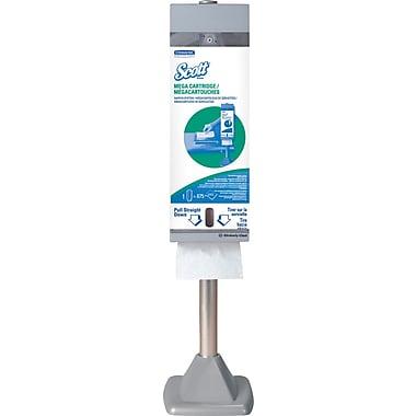 Scott® MegaCartridge Paper Napkin, 1-Ply, White, 5,250/Case