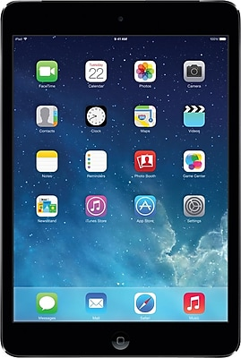 Apple iPad mini with WiFi + Cellular(AT&T) 16GB, Space Gray