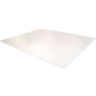 Floortex Phthalate free 48''x36'' PVC Chair Mat for Hard Floor, Rectangular (PF129225EV)