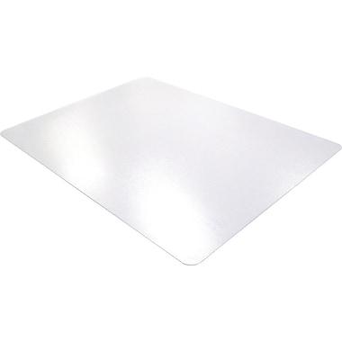 Floortex Polycarbonate 79''x60'' Chair Mat for Hard Floor, Rectangular (1215020019ER)