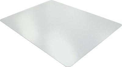 Floortex 48''x36'' PET Chair Mat for Hard Floor, Rectangular (ECO3648EP)
