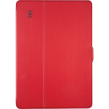 Speck StyleFolio iPad Air Case, Dark Poppy Red/Slate Grey