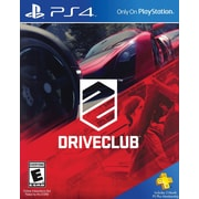 Sony Drive Club, PlayStation 4