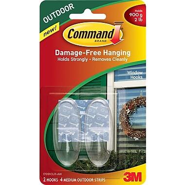 Command™ Outdoor Hooks