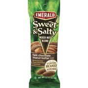 Emerald Sweet & Salty Dark Chocolate Peanut Butter, 11 oz. On-the-Go Canister, 12/Bx