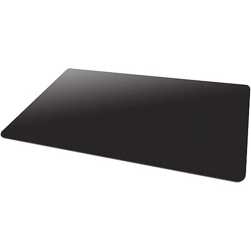 deflecto blackmat 48 x36 vinyl chair mat for hard floor