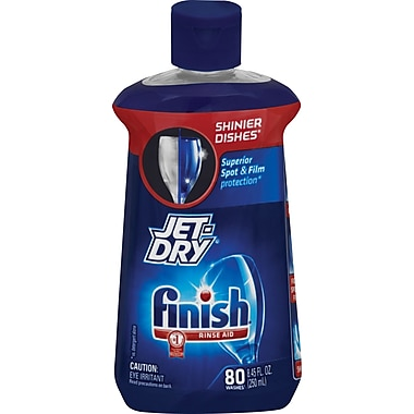 Finish® Jet-Dry Rinse Agent, Original, 8.45 oz.