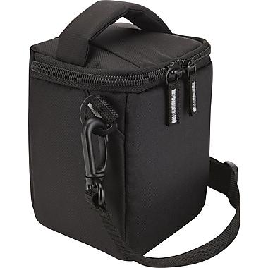 Case Logic – Étui compact pour appareil photo hybride TBC-404, noir