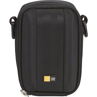 Case Logic – Étui pour appareil photo moyen ou caméscope EVA flash QPB-202, noir