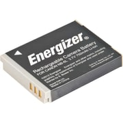 ENERGIZER LI-Ion Rechargeable Battery For Canon NB-6L, Black