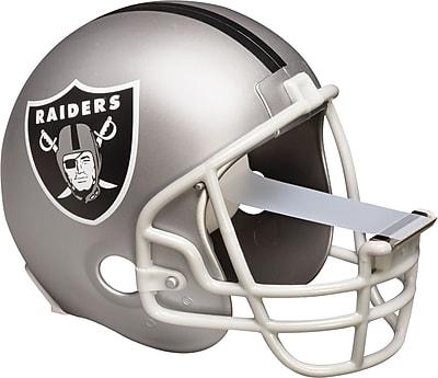 Scotch® Oakland Raiders Helmet Tape Dispenser with Scotch®Magic™ Tape