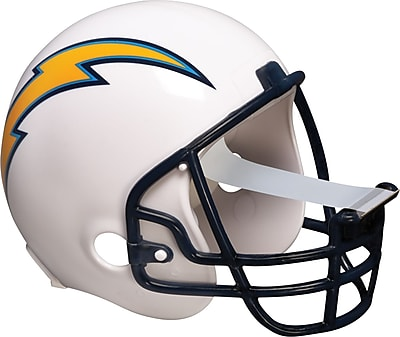 Scotch® Magic™ Tape Dispenser, San Diego Chargers Football Helmet with 1 Roll of 3/4