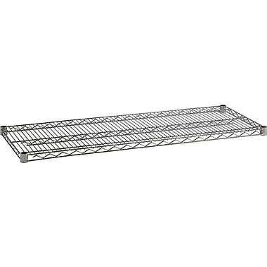 Staples® Wire Shelving Extra Shelves, 48