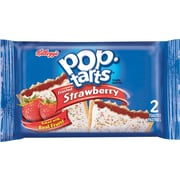 Kellogg's® Pop-Tarts®, Frosted Strawberry, 3.67 oz. Packs, 6 Packs/Box