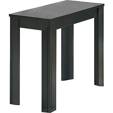Monarch – Table d'appoint, chêne noir
