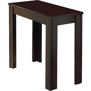 Monarch Accent Table, Cappuccino