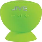 Digital Treasures Lyrix JIVE Bluetooth Water Resistant Speaker, Green