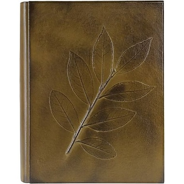 Eccolo™ Italian Leather Alloro Journal, Green