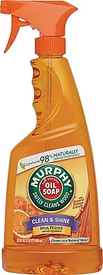 Murphy® Oil Soap Multi-Use Wood Cleaner Spray Formula with Orange Oil, 22 oz.