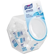 Purell® Advanced Instant Hand Sanitizer Gel Display Bowl, 1 oz. Bottle, 36/Bowl