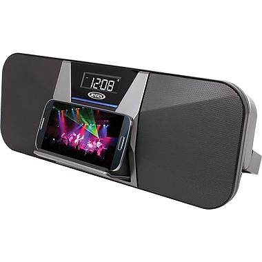 Jensen Portable Bluetooth Speaker/FM Receiver JBD-400